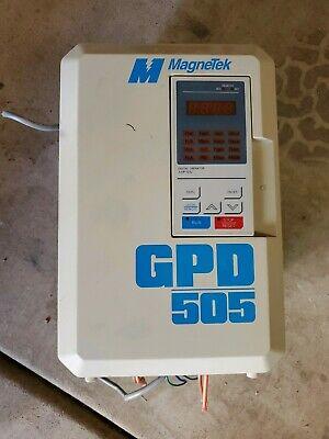 Magnetek Gpd505v-b014 Frequency Drive