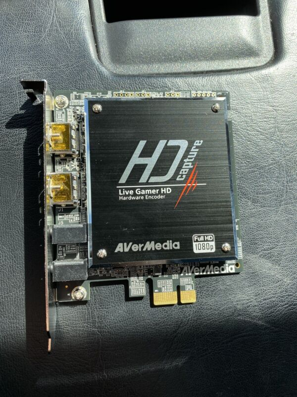 AverMedia Live Gamer HD Capture Card (C985)