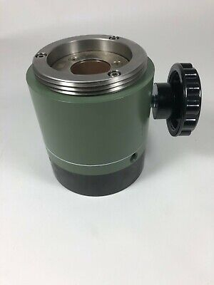 Ke Brunson 360 Rotating Column Adapter With Custom 3 12 X8 Thread Top A Bottom