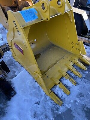 New Excavator Bucket 42 Inch 60mm Pin Komatsu Pc120