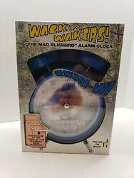 Wacky Wakers The Mad Bluebird Alarm Clock