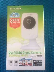 TP-LINK NC220 Wireless N300 Day/Night Cloud Camera brand new Bateman Melville Area Preview