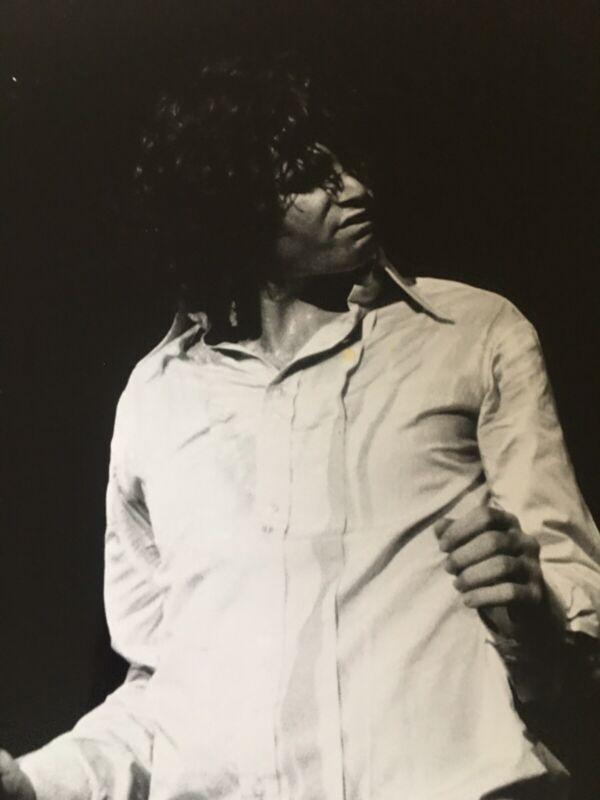 Jim Morrison The Doors Original Photo 8x10 Freddy Tornberg 1968 Copenhagen Rare