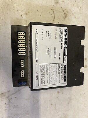 Whelen Sps-660 6 Port 60w Plus Strobe Power Supply Controller