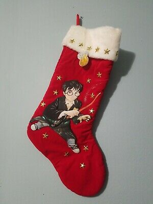 Harry Potter Christmas Stocking 2000 - HP108
