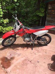 Honda CRF 80F motocross 4 stroke