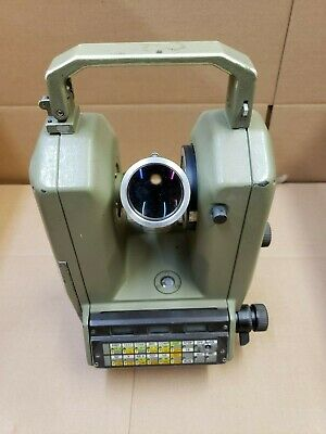 Wild Heerbrugg Theomat Wild T2000 Total Station With Original Case