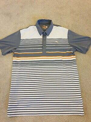 Puma Golf Polo Shirt Medium
