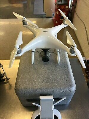 DJI Phantom 4 Pro with 3 BATTERIES TONS OF EXTRA EVEN CARRY CASE