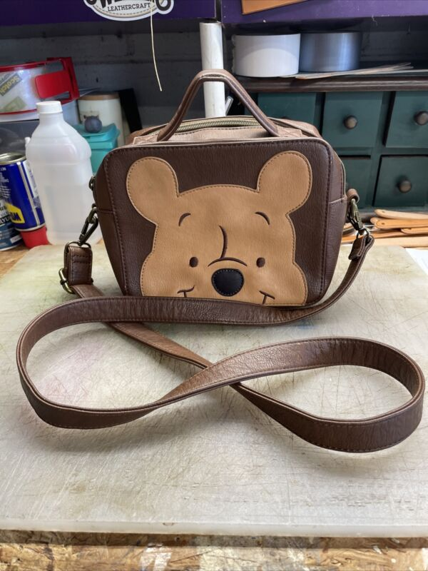 Disney Parks Loungefly Winnie The Pooh Purse Brown