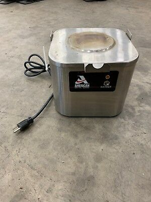 American Metal Ware Cw-1 Coffee Shuttle Warmer Stainless Steel - Tested