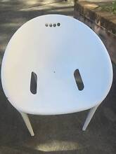 Outdoor/Cafe Chairs Palm Beach Pittwater Area Preview
