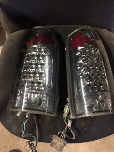 90's Chevy LED tail lights