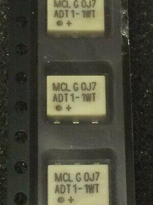 Adt1-1wt 11 Core Wire Transformer 0.4 - 800 Mhz 75 Mini-circuits 1pcs