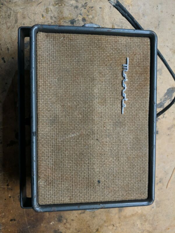 Motorola Vintage 8 Ohm High Quality Communications Speaker - acceptable conditio