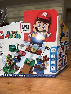 LEGO Super Mario Adventures with Mario Starter Course #71360 |BRAND NEW SEALED