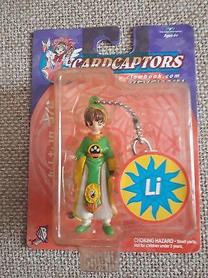Cardcaptors Li Keychain (used)
