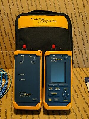 Fluke Networks Certifiber Fiber Test Equipment