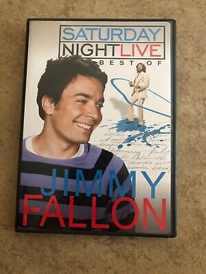 Saturday Night Live - Best of Jimmy Fallon (DVD,