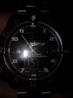 Breitling aerospace mens watch new