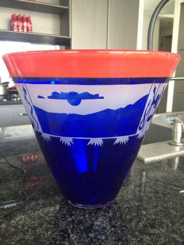 Large vase by Michael Joplin