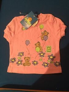 Baby girl Dymples 000 pink top/shirt. Golden Beach Caloundra Area Preview