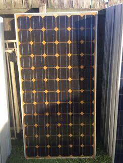 170 watt solar panels