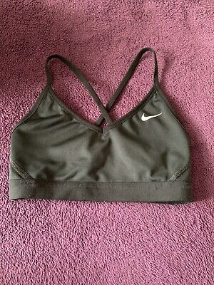 Black Nike Sports Bra S