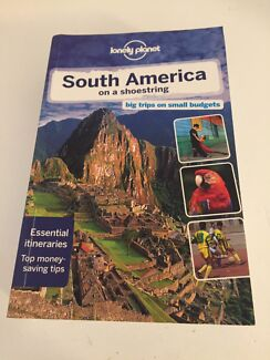 Brand new - Lonely Planet South America