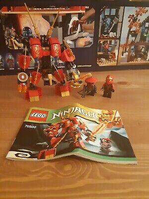Lego Ninjago- Kai's Fire Mech (70500)