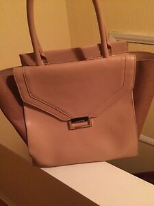 Ivanka Trump pale pink purse