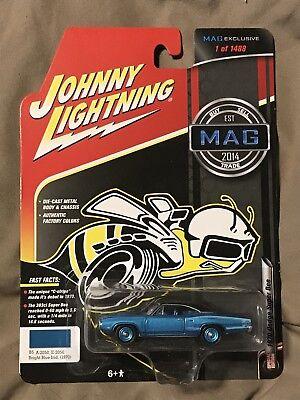 Johnny Lightning Special Edition 1970 Dodge Super Bee