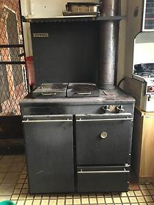 Thermalux Supreme wood fired oven stove with hot water system Tamaree Gympie Area Preview