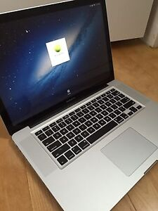 15 inc MacBook Pro mid-2012