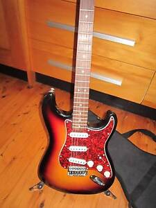 FENDER SQUIER STRAT PACK ELECTRIC GUITAR PACK x 2 Northbridge Willoughby Area Preview