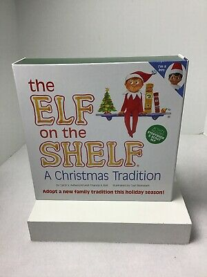Elf on the Shelf : A Christmas Tradition Brown Eyed Boy Dark Skinned Scout