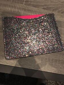 Kate Spade New York ♠️ Glitter iPad Sleve- NWOT