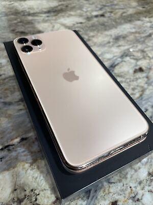 iphone 11 pro max gold 256 gb
