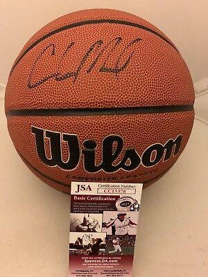 e57aefeca Chris Mack Louisville Cardinals signed NCAA Basketball Ball autographed JSA