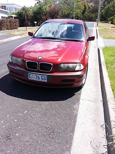 BMW E46 Sedan Taroona Kingborough Area Preview
