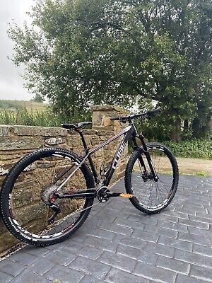 "Cube Race Limited 29er Mountain Bike 17"" Medium"