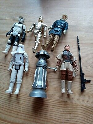 Star Wars Figures Six Job Lot
