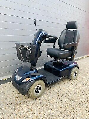 Invacare Comet Large Size Road Legal 8 mph Mobility Scooter inc Warranty