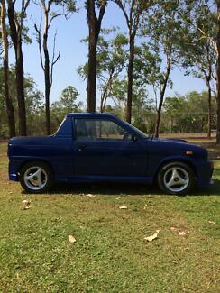 1986 Suzuki Mighty Boy Ute Girraween Litchfield Area Preview