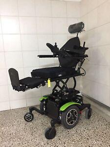 Electric wheel chair ROVI X3 Bariatric with lift & tilt moti