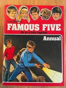 Famous Five Go on a hike together Annual Melville Melville Area Preview