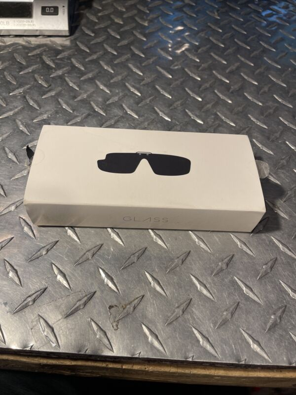 Google Glass Shades (Active Shaded)