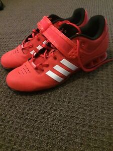 Adidas AdiPower Weightlifting shoes US.13 Morley Bayswater Area Preview