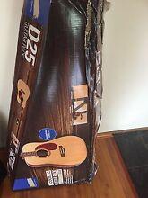 Dreadnought D25 acoustic guitar for sale Mount Annan Camden Area Preview