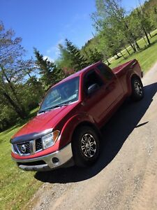 2008 Nissan Frontier SE 2WD